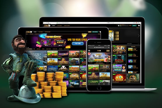 Platforms of EM Group Casinos